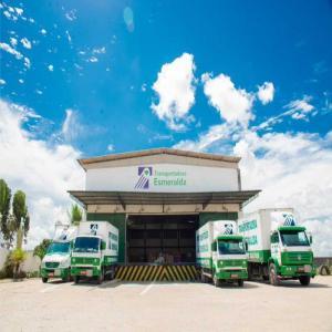 Empresa de transporte e commerce