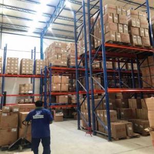 Prestação de serviço de logistica