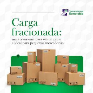 Transporte de cargas logística