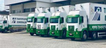 Empresa especializada em transportes