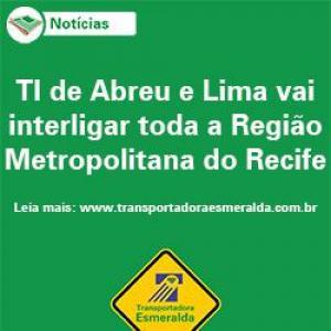 TI de Abreu e Lima é inaugurado hoje